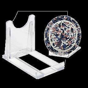 support plastique pr sentoir tortillon coulissant. Black Bedroom Furniture Sets. Home Design Ideas