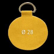 Lijmloze bordenhanger 28 cm