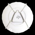 Deze bordenspanner is de ideale oplossing voor het ophangen van uw bord aan de muur.