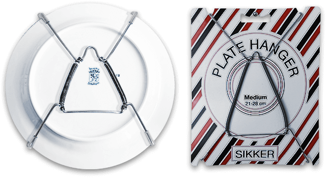 Verrassend Handleiding bord ophangen: hoe hang ik mijn bord op? MQ-76